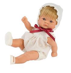 ASI Кукла-пупсик в комбинизончике, 20 см (114191)