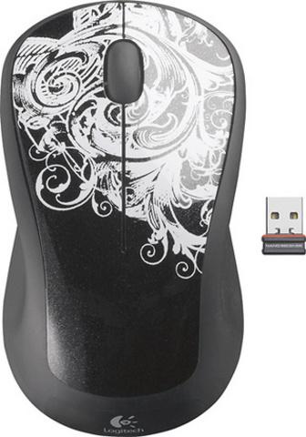 LOGITECH M310 USB Dark Fleur