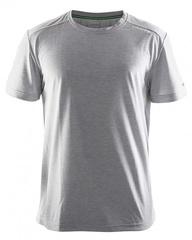 Мужская футболка Craft In the Zone 1902641-2950 серая