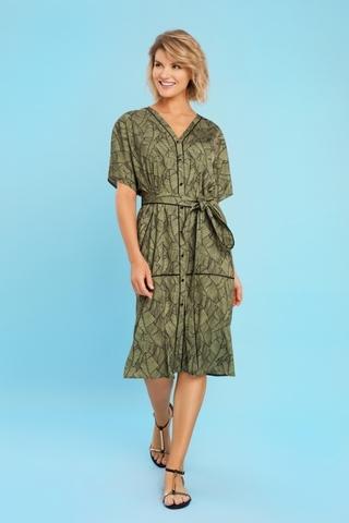 LAETE  Платье- халат летнее 60366