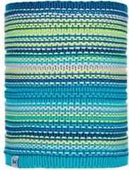 Шарф-труба вязаный с флисовой подкладкой детский Buff Neckwarmer Knitted Polar Amity Turquoise Jr