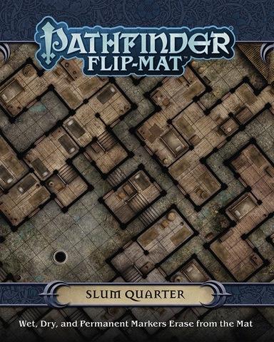 Pathfinder. Flip-Mat Slum Quarter