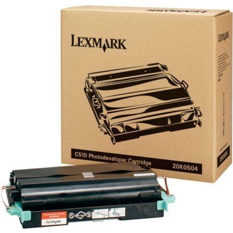 Фотобарабан для принтеров Lexmark C510. Ресурс 40000 стр (20K0504)