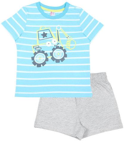 Cherubino CSN9701 (173) Комплект для мальчика голубой