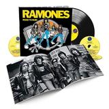 Ramones / Road To Ruin (40th Anniversary Deluxe Edition)(LP+3CD)
