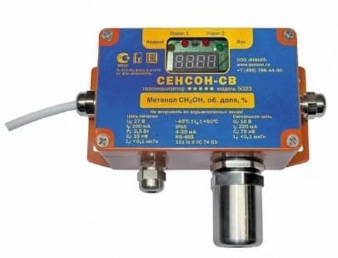 Сенсон-СВ-5023-СМ-С3Н8-1-ОП - система газоаналитическая