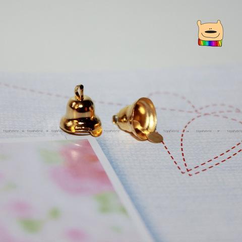 Колокольчик 10мм (золто)  С146