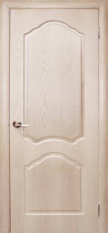 Дверь Дубрава Сибирь Илона, цвет беленый дуб, глухая