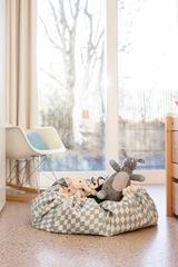 Коврик-мешок для игрушек (2 в 1) Play&Go Print СИНИЙ БРИЛЛИАНТ 79960 4