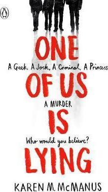 Kitab One Of Us Is Lying | Karen McManus