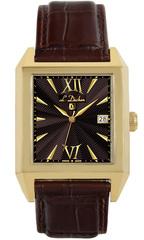 Мужские швейцарские наручные часы L'Duchen D 431.22.18