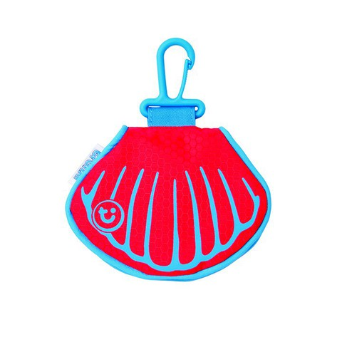 Кошелек PaddlePak Красный моллюск
