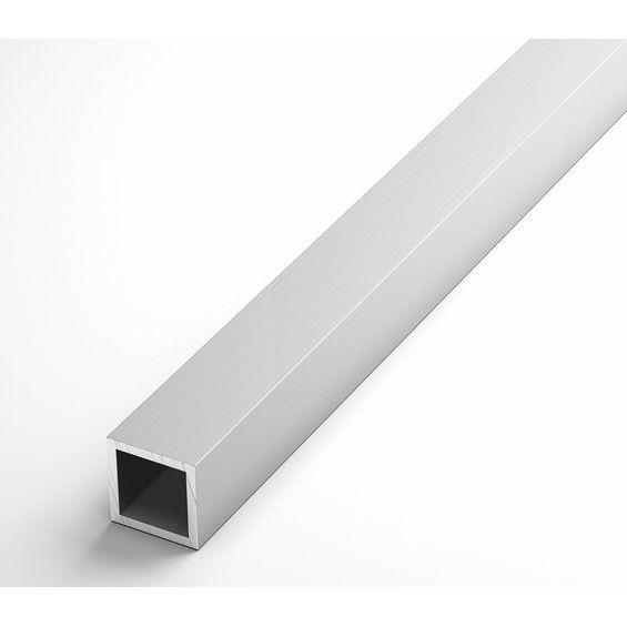 Труба профильная Алюминиевый бокс 75x25x2,5 (3 метра) бокс.jpg