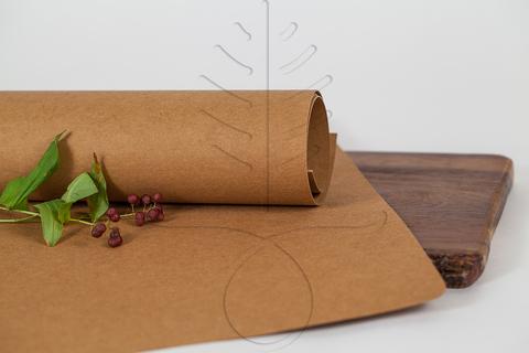 Моющаяся крафт-бумага цвет песочный, 5 размеров