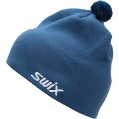 Шапка Swix Tradition синий сапфир