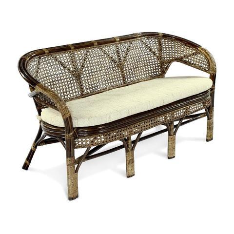 Диван «Пеланги» трехместный с подушкой