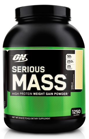 ON Serious Mass, 6 lbs.