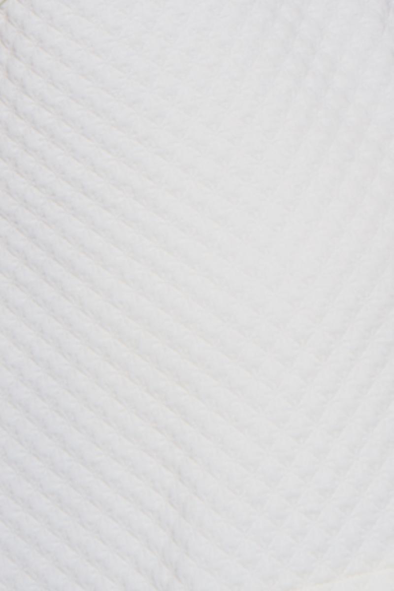 Блузка  08294 шишечки кремовые