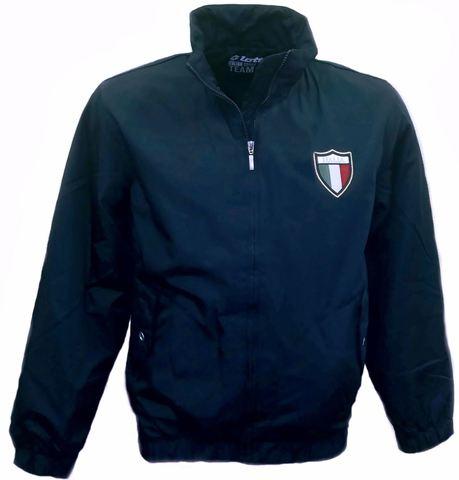 Куртка ветровка с подкладкой флис LOTTO CUP ENZO N9784
