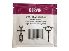 Дрожжи Винные Gervin GV4, 5г
