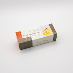 Нуга низкоуглеводная Фундук-апельсин