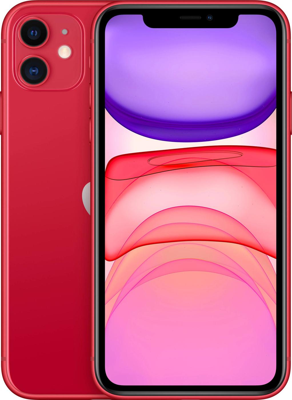 Iphone 11 Смартфон iPhone 11 64GB (красный) 4.jpg