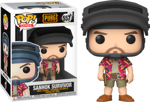 Фигурка Funko Pop! Games: PUBG - Sanhok Survivor