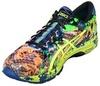 Мужские беговые кроссовки Asics Gel-Noosa Tri 11 (T626N 3007) желтые фото сбоку