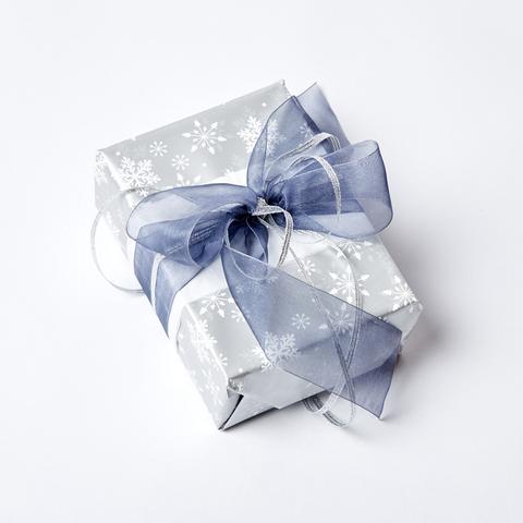 """Новогодняя упаковка подарка """"ЗИМНЯЯ СКАЗКА"""""""
