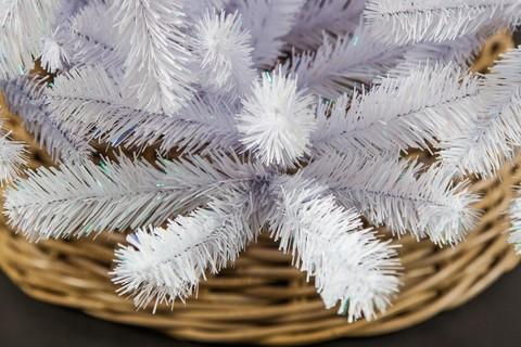 Искусственная елка Исландская 120 см белоснежная