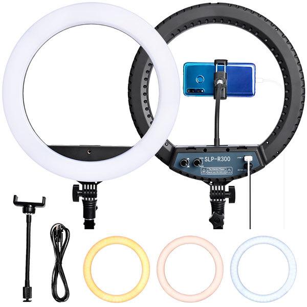 Кольцевая лампа OKIRA LED RING SLP 480 фото
