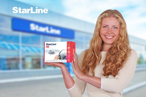 Цифровой иммобилайзер  StarLine i93