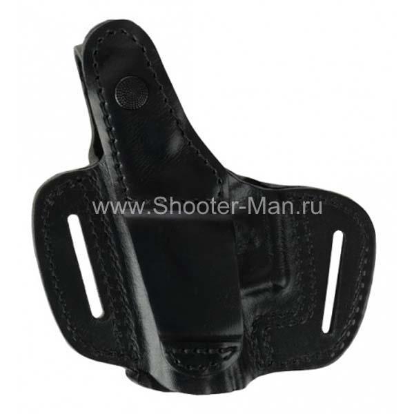 Кобура поясная для пистолета Shark ( модель № 12 ) Стич Профи