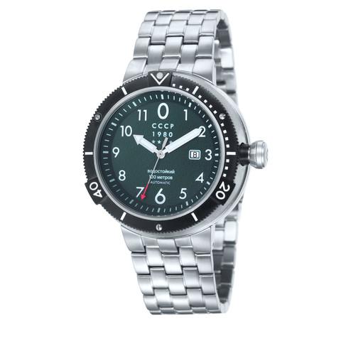 Купить Наручные часы CCCP CP-7004-33 Kashalot Submarine по доступной цене