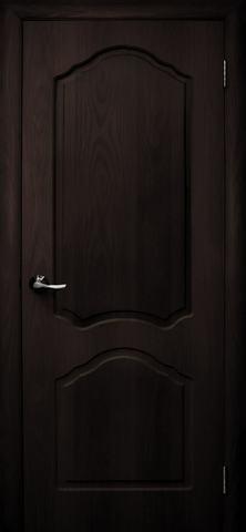 Дверь Дубрава Сибирь Илона, цвет венге, глухая