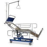 Кровать функциональная КФ3-«Техстрой 2» (реанимационная с регулировкой по высоте электромеханическим приводом)