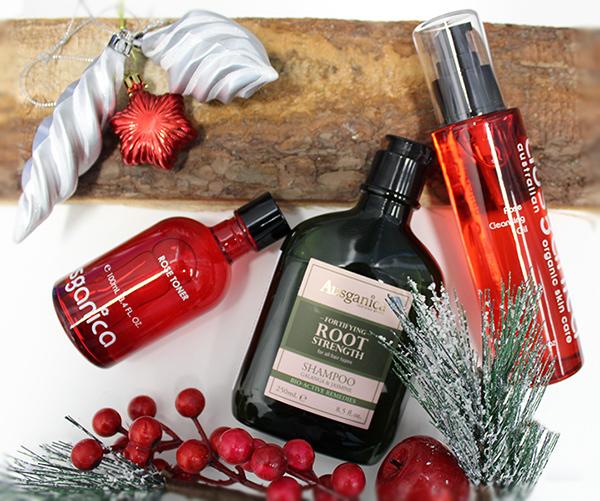 Набор №4 «Очищение для лица и подарок для волос» Ausganica