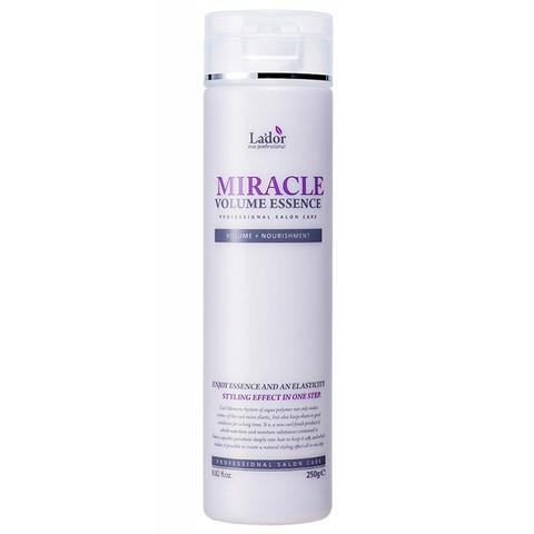 Эссенция для фиксации и объема волос увлажняющая La'dor Miracle Volume Essence, 250г