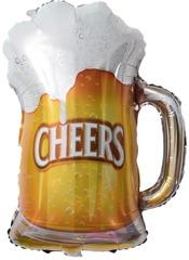 К Мини-фигура, Пиво в кружке, 13''/33 см, 5 шт.