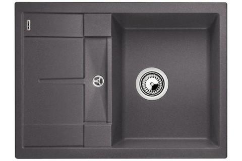 Кухонная мойка Blanco METRA 45S Compact, тёмная скала