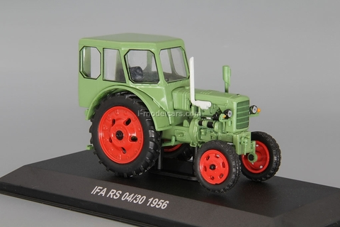 Tractor IFA RS О4/30 1956 1:43 Hachette #93