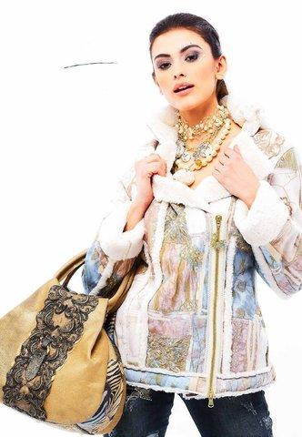 Пальто цветное Elisa Cavaletti арт. EJW188025307