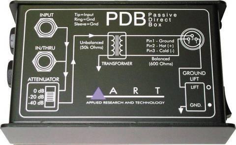 ART PDB пассивный директ-бокс