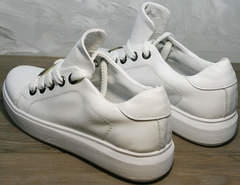 Летние женские кеды Molly shoes 557 Whate