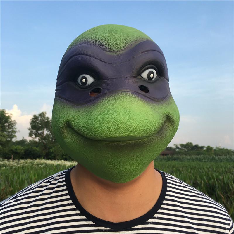 Черепашки Ниндзя маска латексная — Teenage Mutant Ninja Turtles Mask