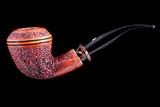 Курительная трубка Mastro De Paja Rustic OB P, M401-5