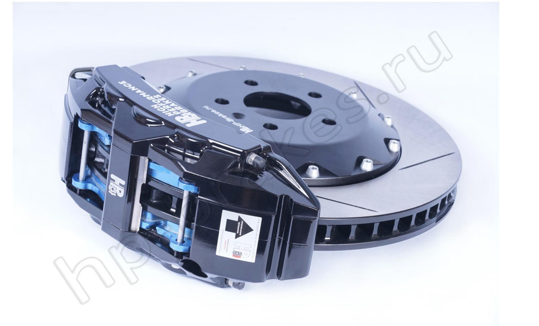Тормозная система HP Brakes (Передняя ось, D18, 6 поршней, диск 365х34мм)