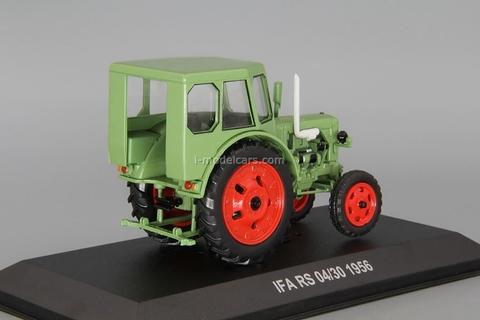 Tractor IFA RS О4/30 1956 1:43 Hachette #93