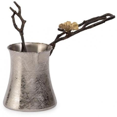 Набор турка для кофе и ложка Michael Aram