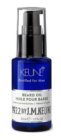 1922 by J.M. Keune Масло для бороды Beard Oil 50 мл